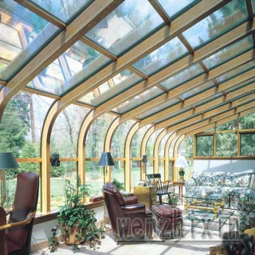 阳光房图片大全,楼顶阳光房装修效果图,露台阳光房
