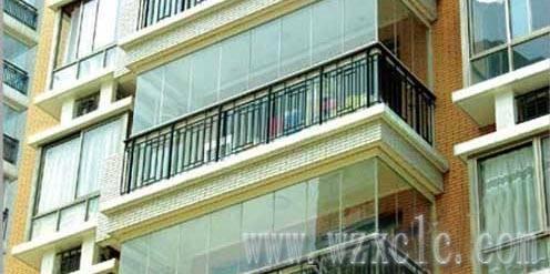 无边框阳台窗的作用
