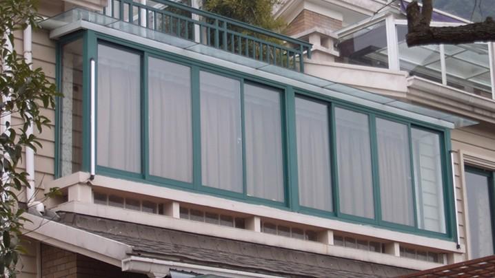 广州断桥铝门窗工程