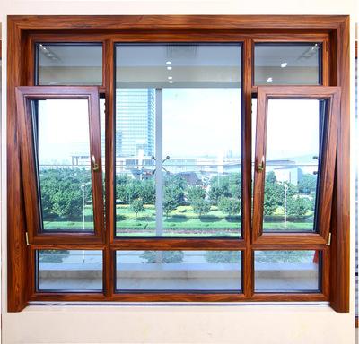 铝合金门窗工程安装