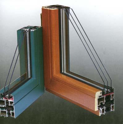 断桥铝合金窗型材